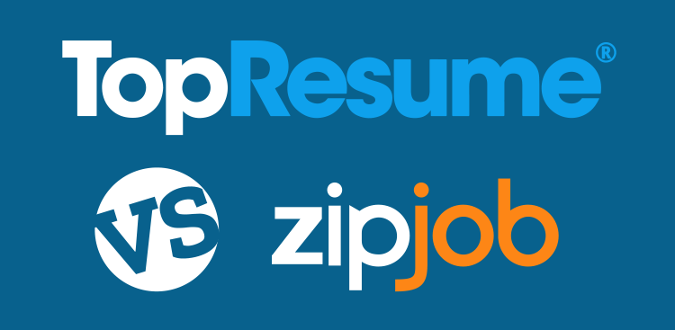 TopResume vs. ZipJob: Are They The Same Company?