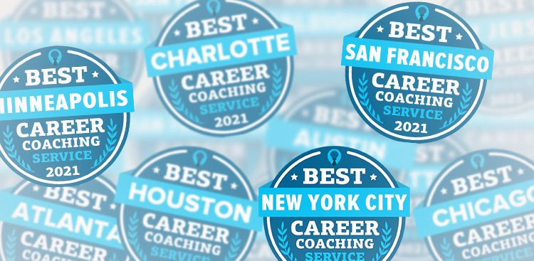 Best Career Coaching Service Award 2021 US + CA (Local + Industry)