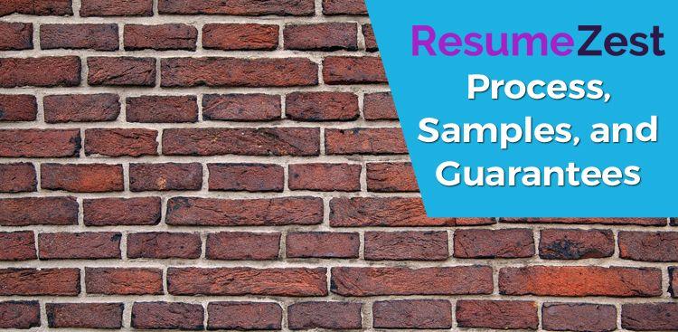 ResumeZest: Process, Samples, and Guarantees