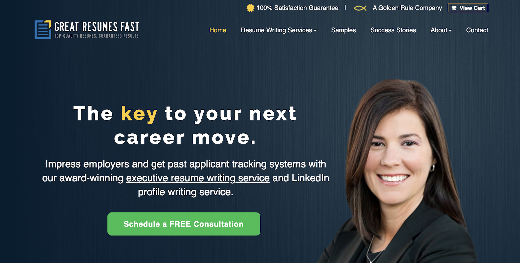 Great Resumes Fast - Reviews, Cost, and More
