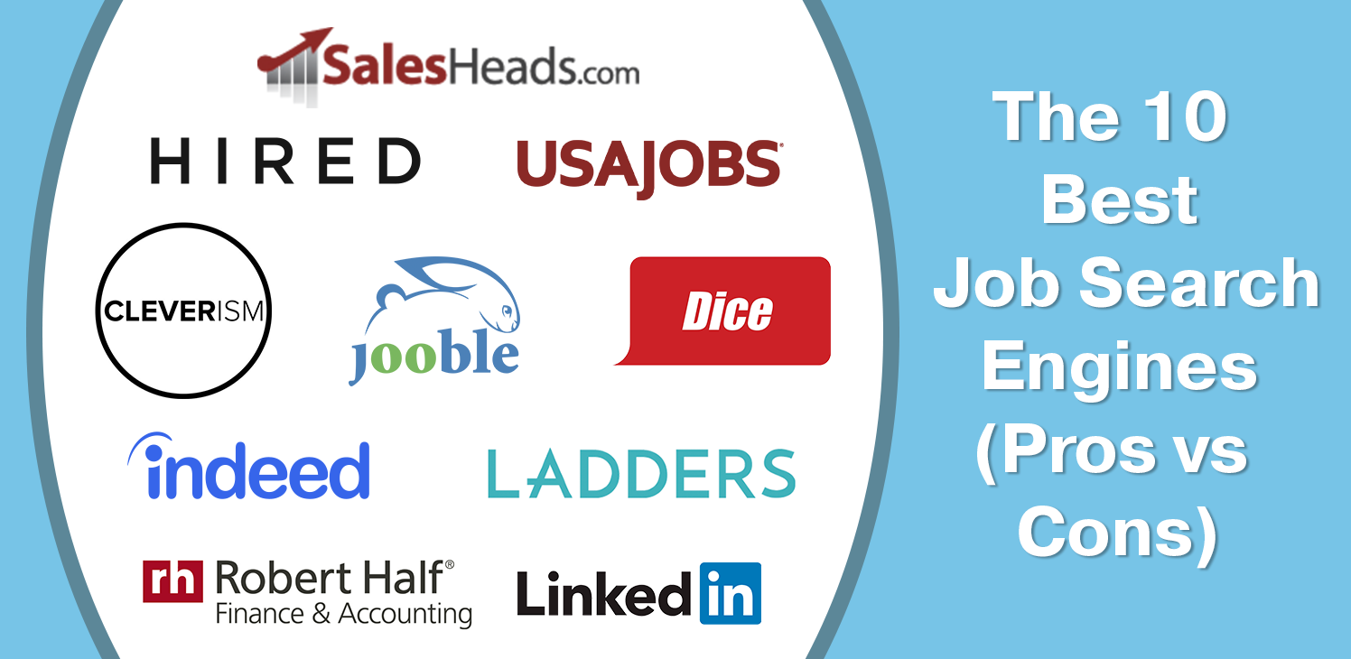 The 10 Best Job Search Engines (Pros vs Cons)