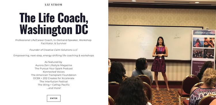 Liz Strom - Best Washington DC Resume Services