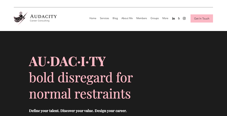 Audacity Career Consulting - Best Las Vegas Resume Service