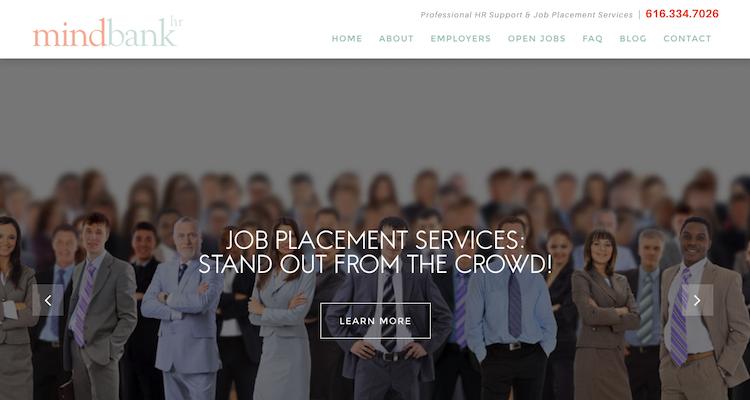 Mind Bank HR - Best Grand Rapids Resume Service