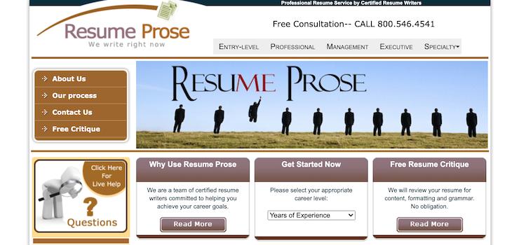 Resume Prose - Best Virginia Beach Resume Services