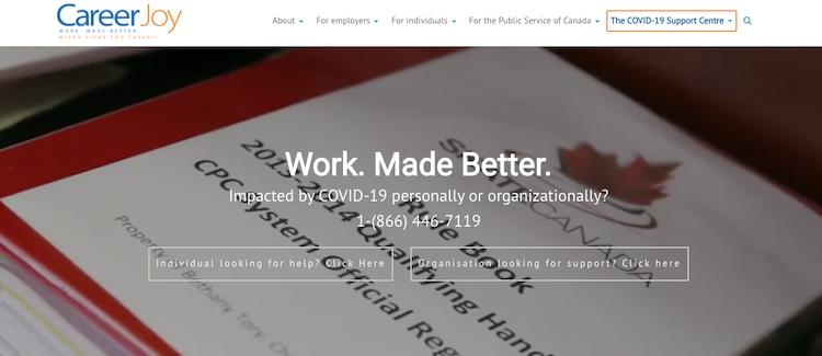 CareerJoy - Best Winnipeg Resume Services