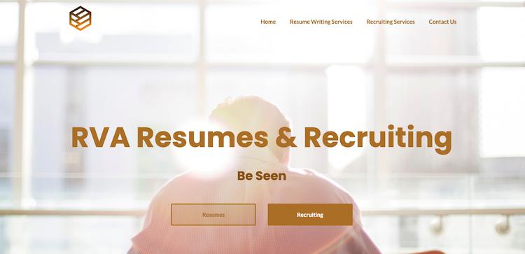 RVA Resumes & Recruiting - Best Richmond Resume Service