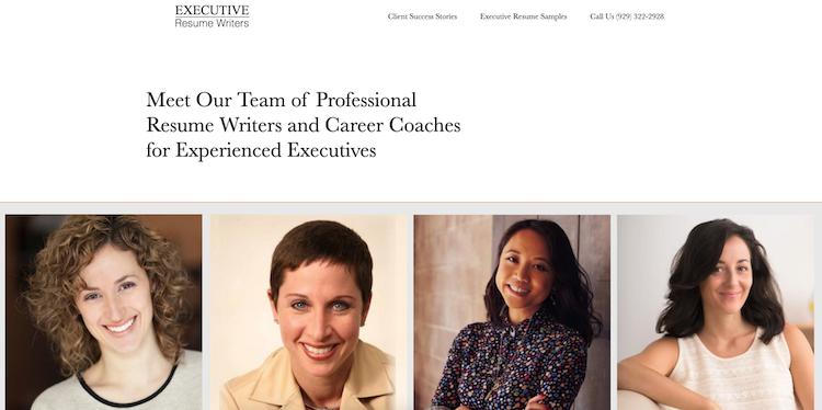 Executive Resume Writers - Best C-Level Resume Service