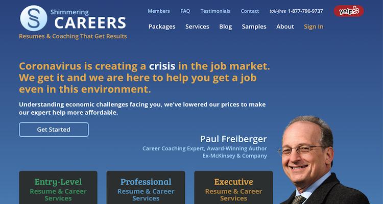 Shimmering Careers - Best Medical/Pharma Resume Service