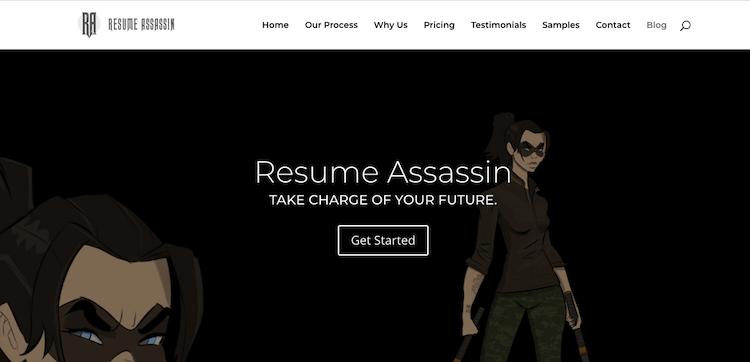Resume Assasin - Best Medical/Pharma Resume Service