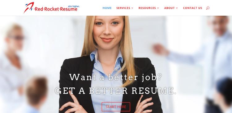 RedRocketResume - Best Salt Lake City Resume Service