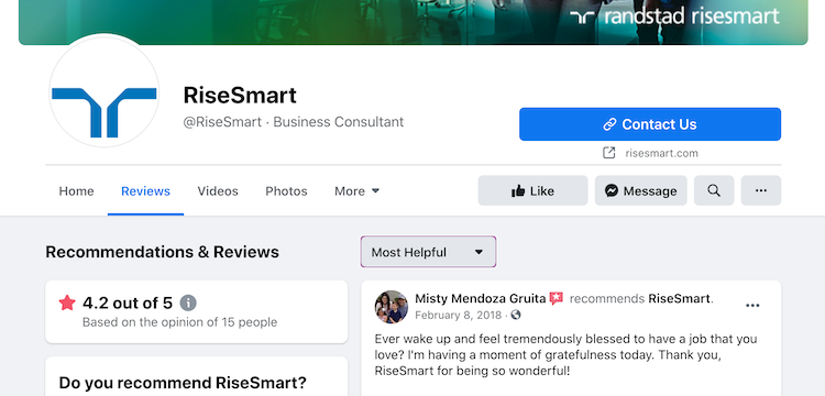 Randstad RiseSmart - Reviews, Cost, and More
