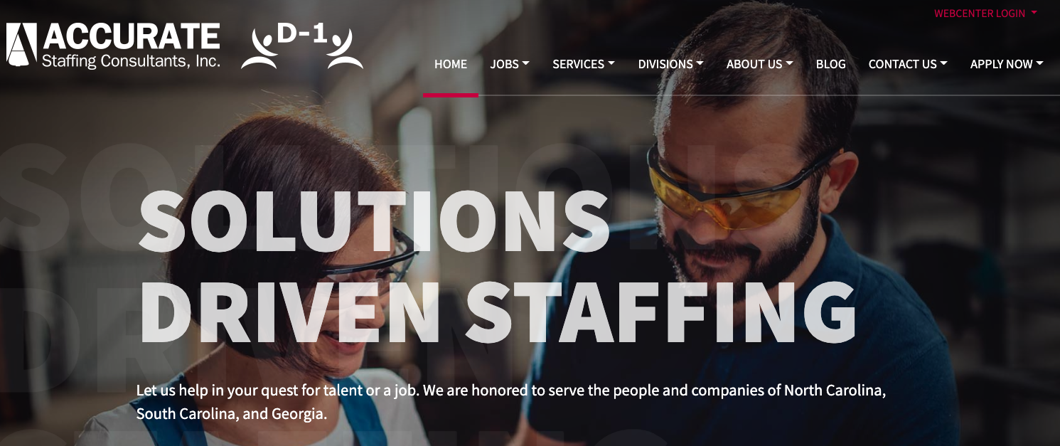 Accurate Staffing Solutions - Best Charlotte Staffing Agencies