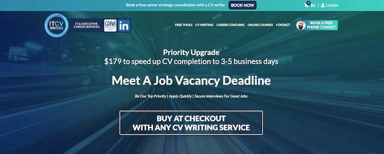 ITCV Writers - Best Melbourne Resume Service