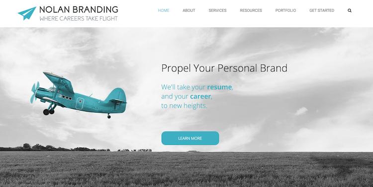 Nolan Branding - Best Columbus Resume Service