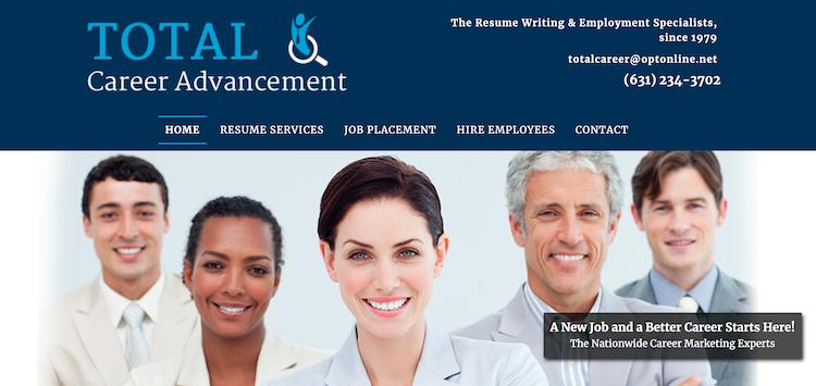 Total Career Advancement - Best C-Level Resume Service