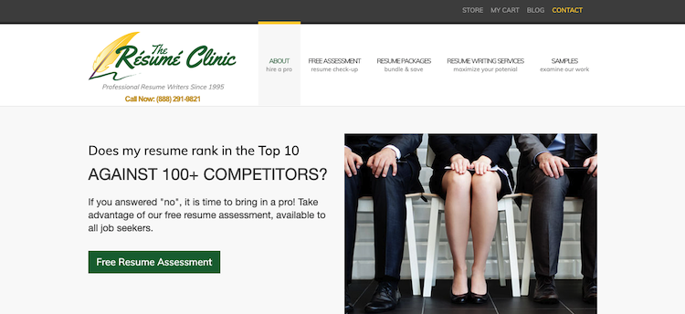 The Resume Clinic - Best Nashville Resume Service