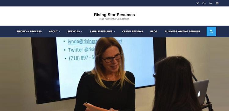 Rising Star Resumes - Best New York City Resume Service