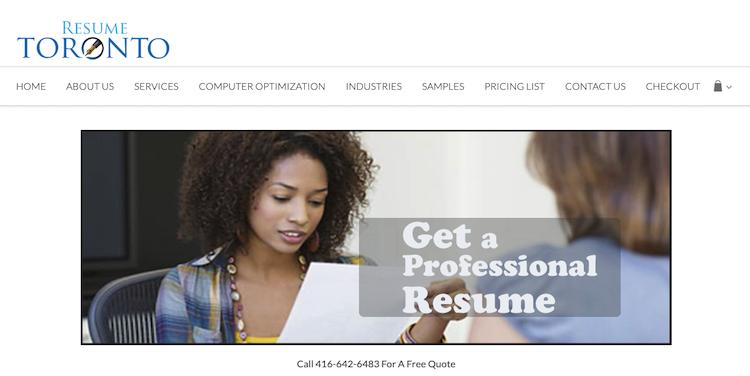 Resume Toronto - Best Toronto Resume Services