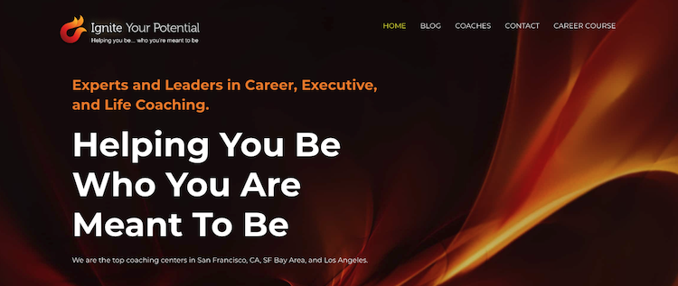 Ignite Your Potential -  Best San Francisco Career Coach