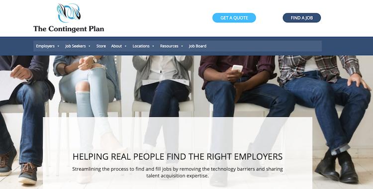 The Contingent Plan - Best Minneapolis Resume Service