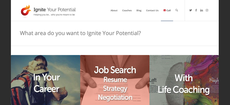 Ignite Your Potential - Best San Francisco Resume Service