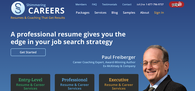 Shimmering Careers - Best Silicon Valley Resume Services
