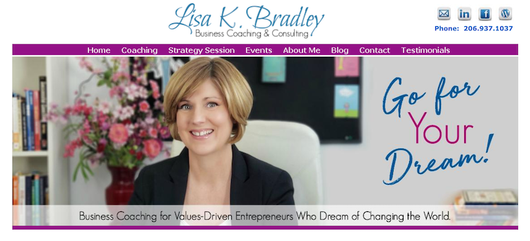 Lisa K. Bradley - Best Seattle Career Coach