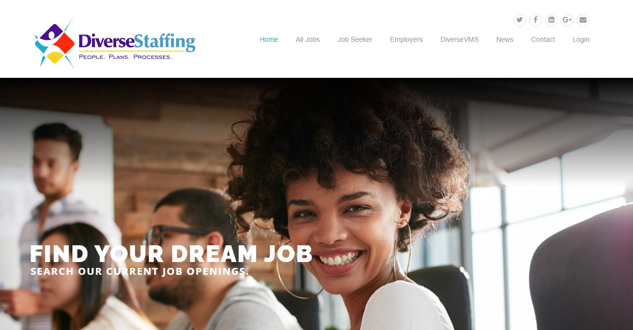 Diverse Staffing - Best Indianapolis Staffing Agency