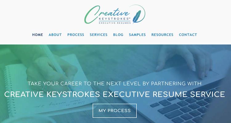 Creative Keystrokes Executive Resumes - Best CTO Resume Service
