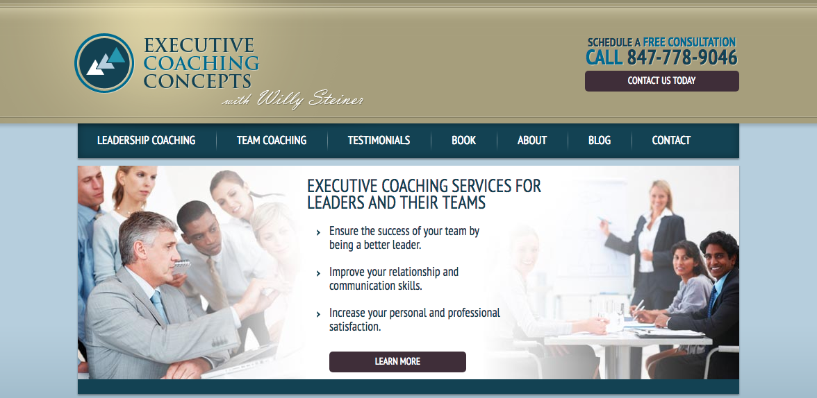 Executive Coaching Concepts - Best Chicago Career Coach