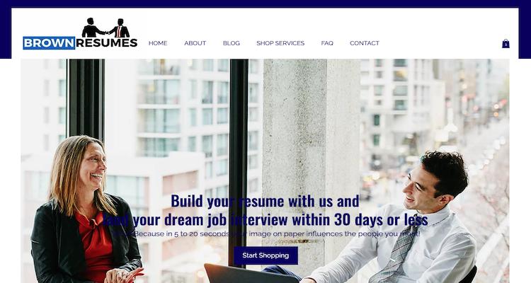 Brown Resumes - Best New York City Resume Service