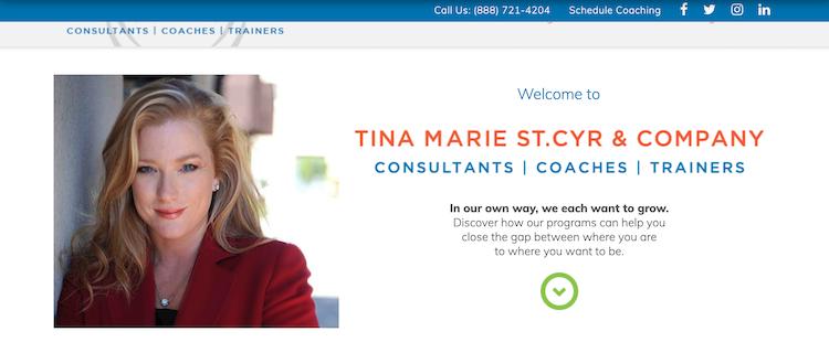 Tina Marie & Company - Best Houston Career Coach