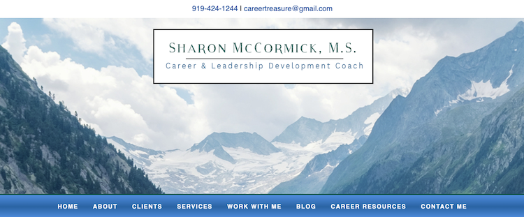 Sharon McCormick - Best Raleigh Career Coach