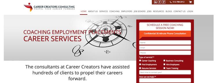 Career Creators Consulting - Best Austin Career Coach
