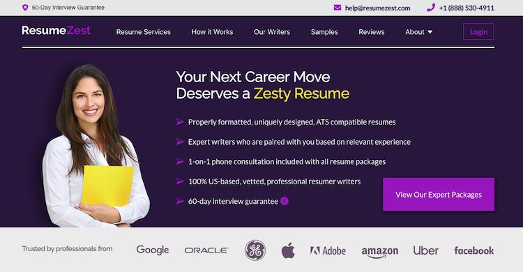 ResumeZest - Best Toronto Resume Services
