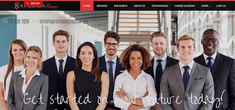 A Platinum Resume - Best Legal/Attorney Resume Service