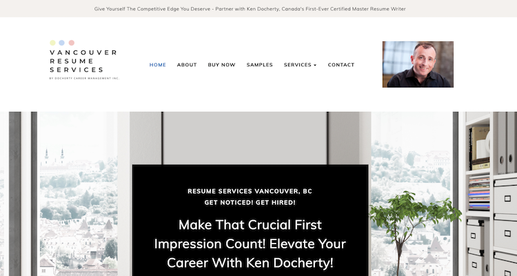 Docherty Career Management Inc. - Best Vancouver Resume Services