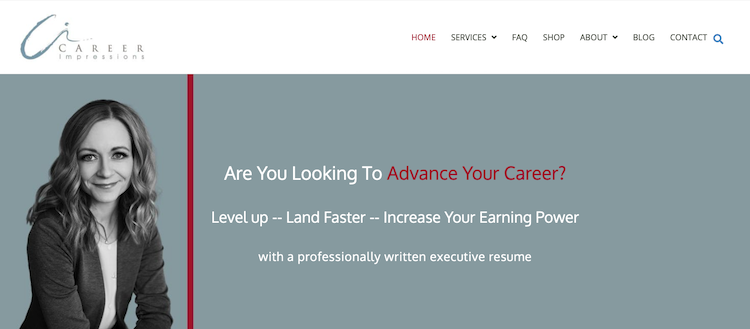 Career Impressions - Best Calgary Resume Service