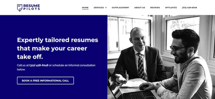 Resume Pilots - Best Chicago Resume Service