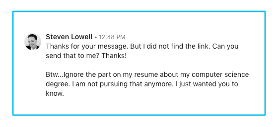 How to Properly Answer Messages on LinkedIn