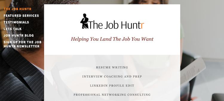 The Job Huntr - Best San Diego Career Coach
