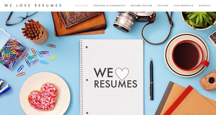 We Love Resumes - Best Montreal Resume Service