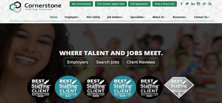 Cornerstone Staffing - Best Staffing Agency