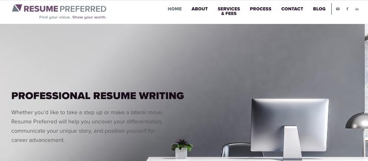 Resume Preferred - Best San Francisco Resume Service