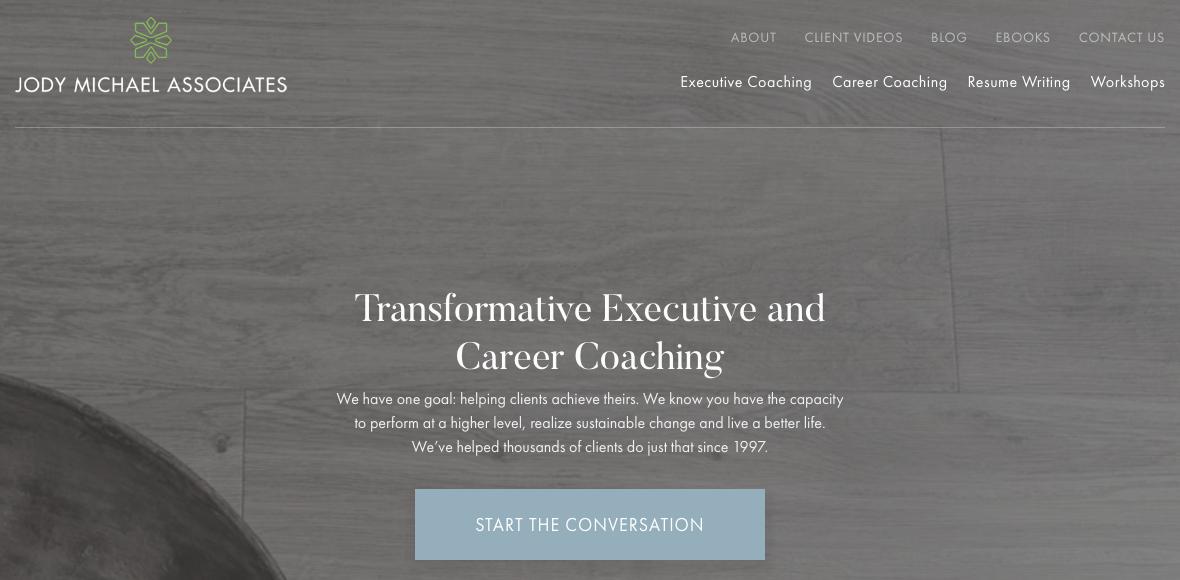 Jody Michael Associates - Best Chicago Career Coach