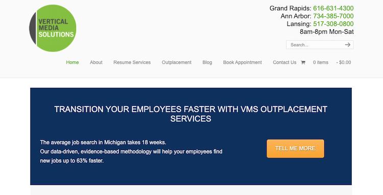 Vertical Medical Solutions - Best Grand Rapids Resume Service