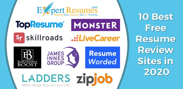 Free Resume Review Sites