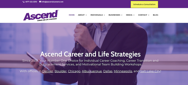 Ascend Career and Life Strategies - Best Minneapolis Career Coach