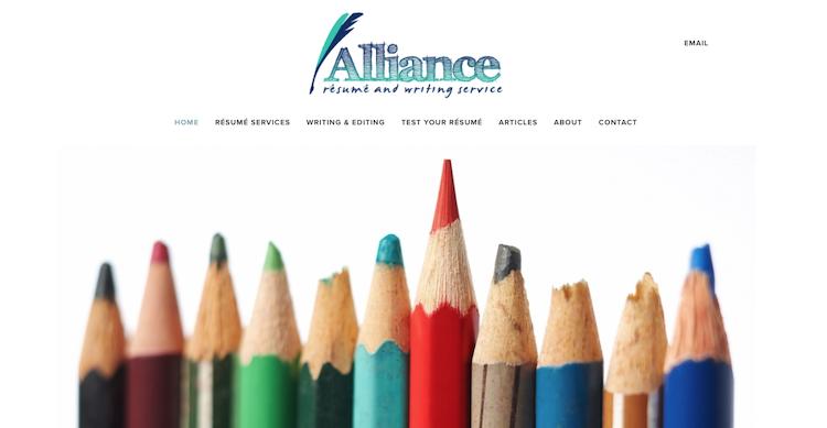 Alliance Resume &Writing Service - Best Milwaukee Resume Services